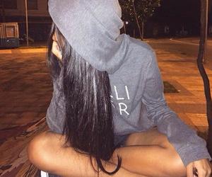 fashion, girl, and gangsta image