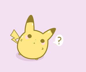 pikachu, cute, and kawaii image