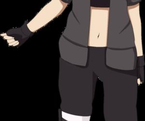 naruto, kunoichi, and uzumaki image