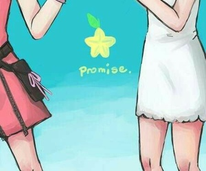 anime girl, fan art, and kingdom hearts image