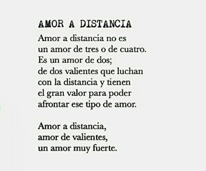 love and distance image