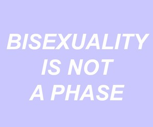 bisexual, equality, and words image