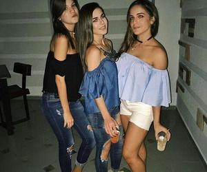 girls, luxury, and moda image