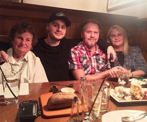 michael clifford, 5sos, and family image