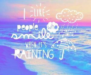 rain and smile image