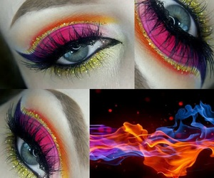 art, colorful, and creative image