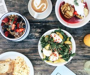 breakfast, food, and tumblr image