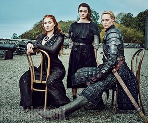 got and sansa stark image