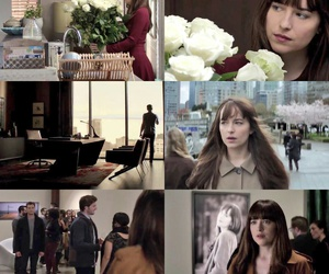fifty shades darker and fifty shades of grey image
