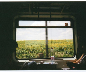 train, travel, and indie image