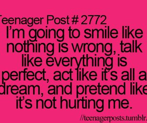 smile, teenager post, and Dream image