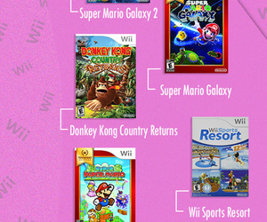 wii games image