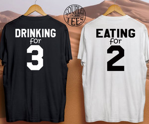 etsy, baby announcement, and couple tshirts image