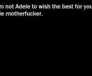 Adele, funny, and die image