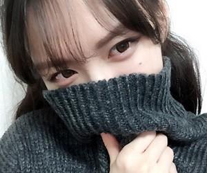 asia, korea, and korean girl image
