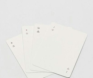 cards, minimal, and simple image