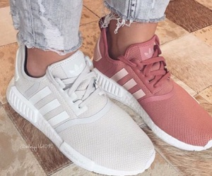adidas, girl, and jeans image