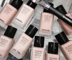 chanel, badria, and cosmetics image
