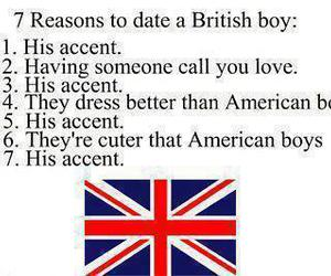 british, boy, and accent image