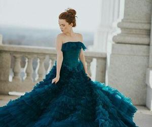 america, dress, and princess image