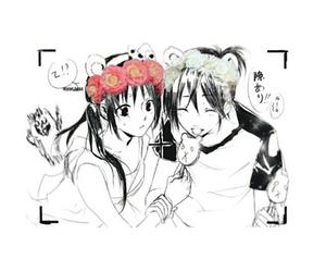 anime, yato god, and noragami aragoto image