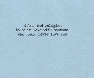 love, quotes, and religion image