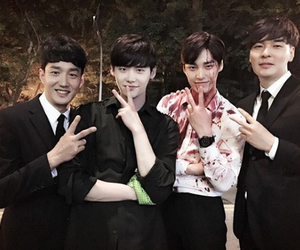 kdrama, lee jong suk, and lee tae hwan image