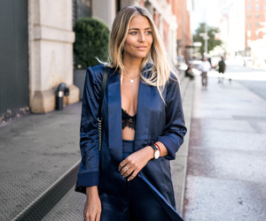 blonde, fashion, and janni deler image