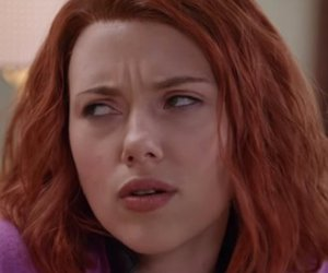 black widow, funny, and hilarious image