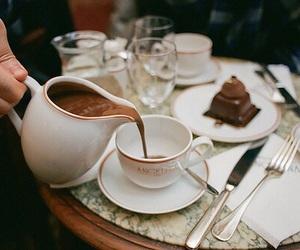 chocolate and coffee image