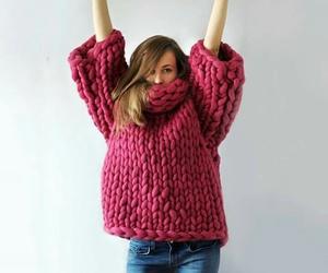 fashion and knitting image