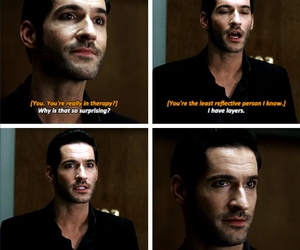 lucifer, actor, and awesome image
