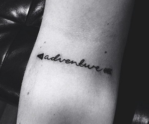 adventure and tattoo image