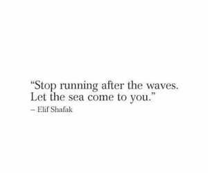 quotes, sea, and inspire image