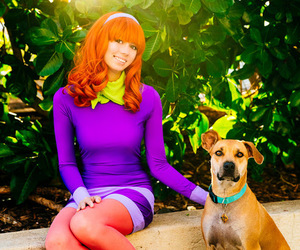 cosplay, scooby-doo, and daphne blake image