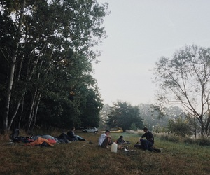 beutiful, camping, and nature image