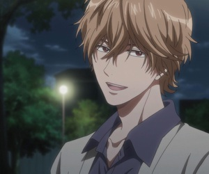 anime, boy, and ookami shoujo image