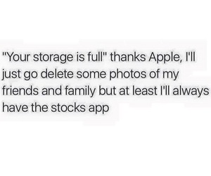 apple, funny, and iphone image