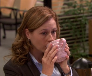 pam beesly and the office image