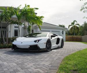 Lamborghini, luxury, and aventador image