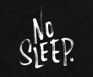 ever, no, and sleep image