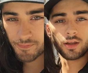 beautiful, eyes, and fan image