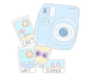 overlay, summer, and tumblr image