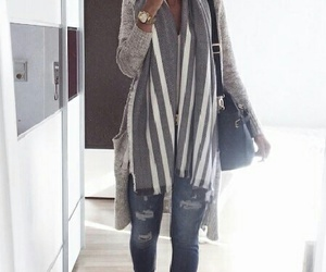 style and winter clothes image