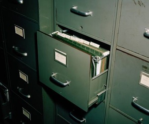 aesthetic, files, and green image