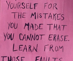 quotes, mistakes, and forgive image