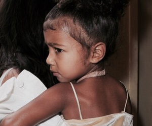 beautiful, north west, and style image