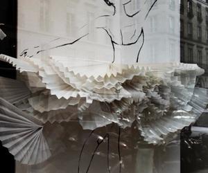 ballerina, ballet, and art image