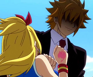 Lucy, fairy tail, and anime image