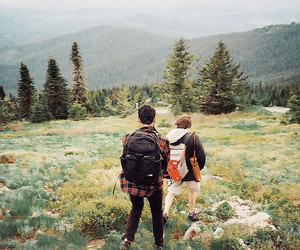 35mm, adventure, and hiking image